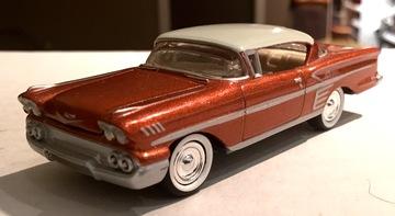 1958 Chevy Impala    Model Cars