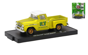1958 Chevrolet Apache Stepside | Model Trucks