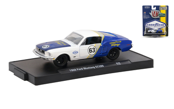 1968 Ford Mustang GT390 | Model Cars