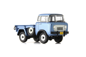 Willys Jeep FC-150 Pick-Up (USA, 1956) | Model Trucks