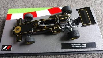 Lotus 72d   emerson fittipaldi   1972 model racing cars d48e9f96 be5c 4d9a 8967 5719876f0e53 large