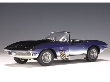 1961 Chevrolet Corvette Mako Shark | Model Cars