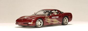 2002 Chevrolet Corvette | Model Cars
