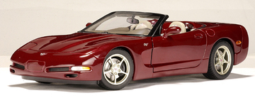 2003 Chevrolet Corvette Convertible | Model Cars