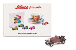 Piccolo Collectors catalogue 1994-2016   Books