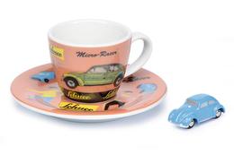 "Set Schuco Espresso cup Edition VIII ""Micro Racer""    Mugs"