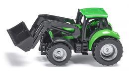 Deutz-FAHR Agrotron with Loader   Model Farm Vehicles & Equipment