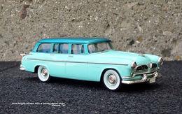 1955 Chrysler Windsor Town & Country Station Wagon   Model Cars   photo: JCarnutz