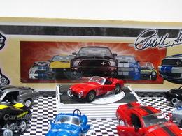 Shelby Automobiles | Dioramas