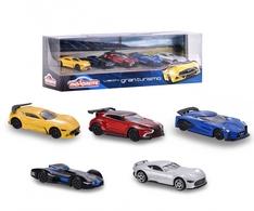 Vision Gran Turismo 5-Pack | Model Vehicle Sets