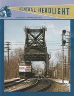 Central Headlight  XLII No. 2 - 2nd. Quarter 2012 Magazine | Magazines & Periodicals | Central Headlight  XLII No. 2 - 2nd. Quarter 2012 Magazine