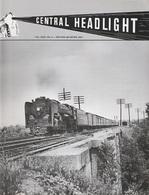 Central Headlight  XXXI No. 2 - 2nd. Quarter 2001 Magazine | Magazines & Periodicals | Central Headlight  XXXI No. 2 - 2nd. Quarter 2001 Magazine