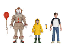 Pennywise, Georgie & Bill (3-Pack) | Action Figure Sets