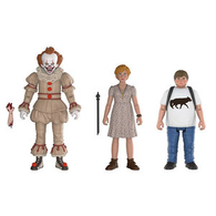 Pennywise, Beverly & Ben (3-Pack) | Action Figure Sets
