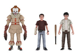 Pennywise, Eddie & Richie (3-Pack) | Action Figure Sets