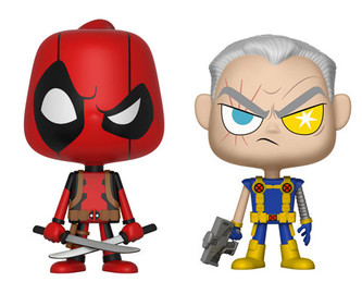Deadpool + Cable | Vinyl Art Toys
