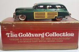 1950 Packard Woodie  | Model Cars
