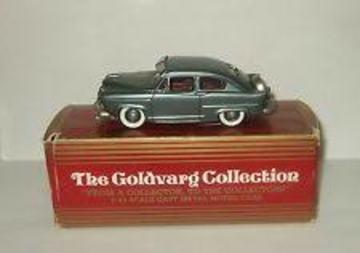 1952 Kaiser Henry J   Model Cars