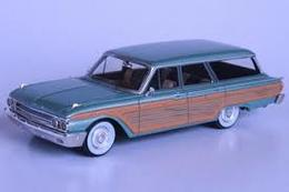 1961 Ford Country Squire | Model Cars