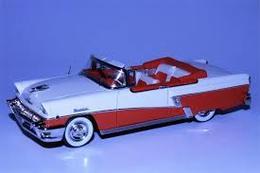 1956 Mercury Montclair  | Model Cars
