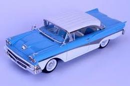 1958 Ford Fairlane 500 | Model Cars