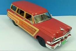 1953 Ford Country Squire | Model Cars