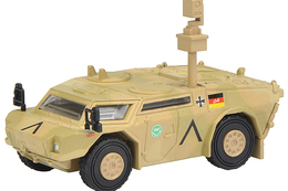 Fennek Armoured Scout Car | Model Military Tanks & Armored Vehicles