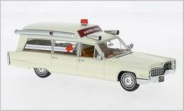 Cadillac S&S Ambulance 1966 | Model Cars