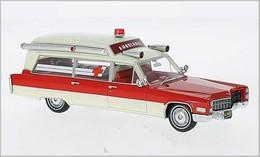 Cadillac S & S Ambulance 1966 | Model Cars