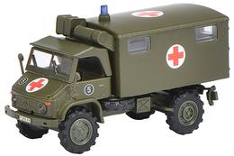 Mercedes-Benz Unimog S 404 | Model Military Tanks & Armored Vehicles