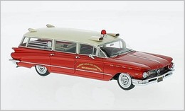Buick Flxible Premier Ambulance 1960 | Model Cars