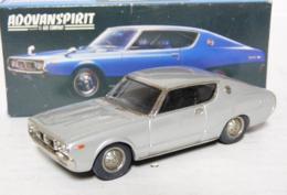 Nissan Skyline HT 2000GT | Model Cars