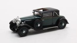 1927 Hispano-Suiza H6B Park Ward Coupe | Model Cars