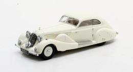 1935 Mercedes-Benz 500K Spezial Stromlinienwagen Tan Tjoan Keng | Model Cars