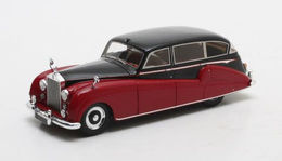 1957 Rolls-Royce Freestone & Webb Silver Wraith Limousine | Model Cars