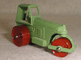 Aveling Barford Road Roller | Model Construction Equipment