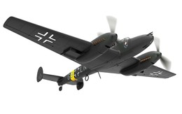 Messerschmitt Bf 110E-2 G9+LN | Model Aircraft