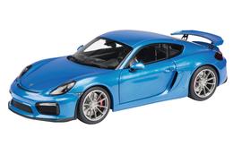 Porsche Cayman GT4   Model Cars