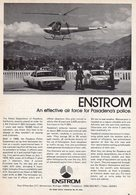 Enstrom An Effective Air Force For Pasadena's Police. | Print Ads