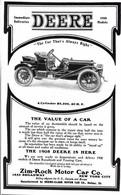 Immediate Deliveries Deere 1908 Models | Print Ads