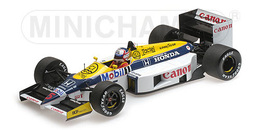Williams honda fw11   nigel mansell   1986 model racing cars 3eb6b9da ee0c 482f 80a3 6c4b02e76ae6 medium