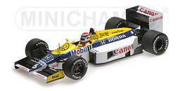 Williams honda fw11   nelson piquet   1986 model racing cars 02e91262 7169 492b b3fc 4a7639b42e35 medium