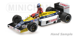 Williams honda fw11   nelson piquet   german grand prix 1986 model racing cars 18ab9d59 ce74 413b a8e6 60433adcddff medium