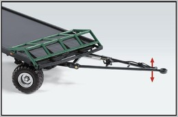 Oehler ZDK 120 B Trailer | Model Farm Vehicles & Equipment