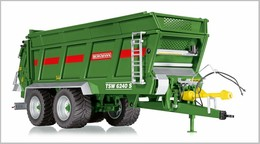 Bergmann TSW 6240 S Universal Spreader | Model Farm Vehicles & Equipment