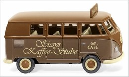 Volkswagen Transporter Type 1a  | Model Trucks