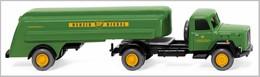 Magirus Saturn Tanker | Model Trucks