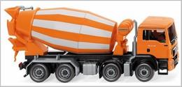 MAN TGS Euro 6/Liebherr Concrete Mixer | Model Trucks