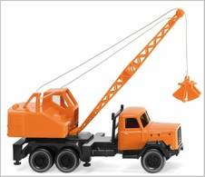 Magirus/Fuchs Municipal Mobile Crane | Model Trucks