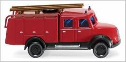Magirus TLF16 Fire Truck | Model Trucks